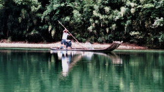 bamboo-raft