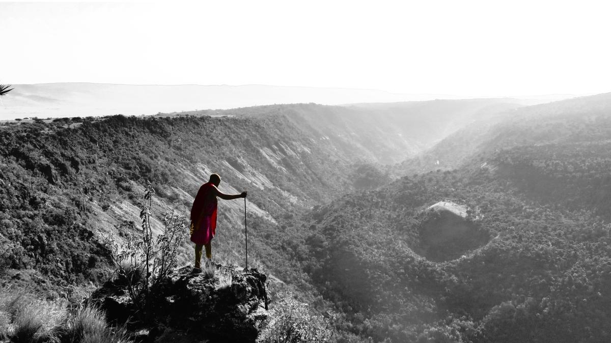 Understanding Africa: Masai