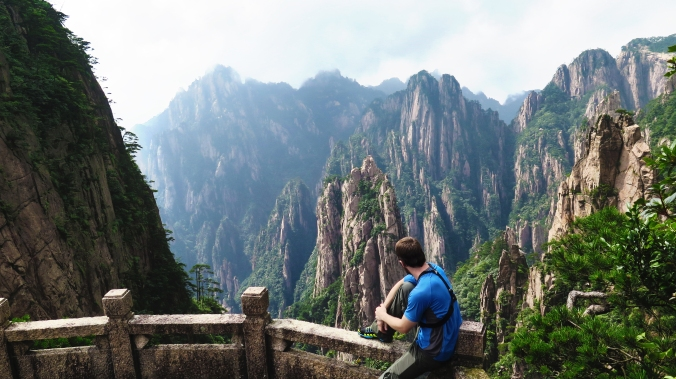 huangshan-canyon-overlook