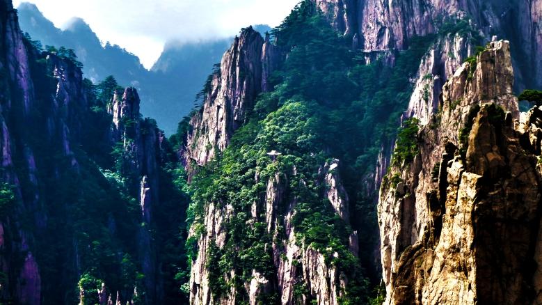 huangshan-grand-canyon